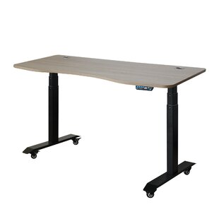 Letcher Electric Standing Desk Converter