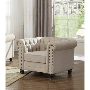 Hodson Armchair by Alcott Hill