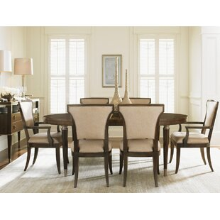 Tower Place 7 Piece Dining Set Lexington