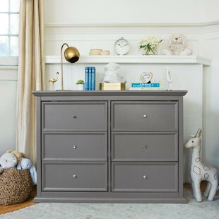 Best Foothill 6 Drawer Double Dresser by Million Dollar Baby Classic Reviews (2019) & Buyer's Guide