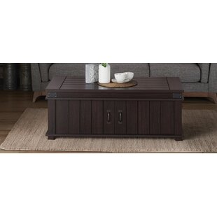 Gwendolyn Rustic Coffee Table by Charlton Home