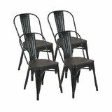 Farmhouse Metal Chairs Wayfair