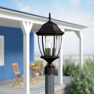 Drumkeeran Outdoor 3-Light Lantern Head