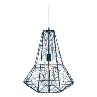 Apollo 1-Light Pendant by Nuevo