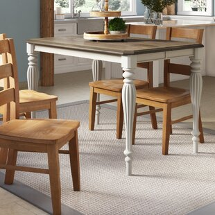 Cambrai Gathering Extendable Dining Table by Lark Manor New Design