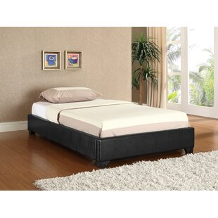 Perley Upholstered Panel Bed