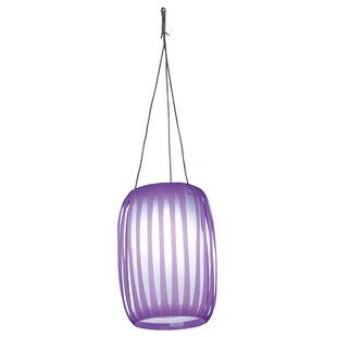 Shavon 1 Light Outdoor Hanging Lantern (Set Of 2) By Sol 72 Outdoor