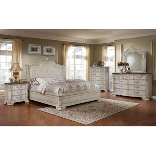 Lankford Panel Bedroom Set