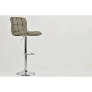 Denya Swivel Bar Stool By Ebern Designs