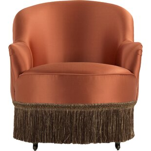 Alleffra Barrel Chair by Zentique