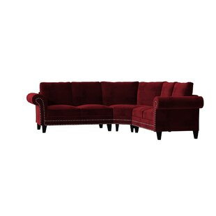 Jenny Sectional by Poshbin