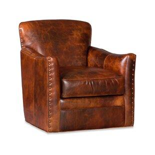 Stellan Swivel Club Chair by Bradington-Young