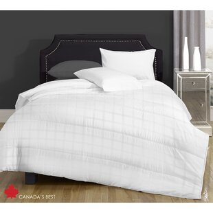 Shop Canada'S Best Lightweight Down Alternative Comforter By Alwyn Home