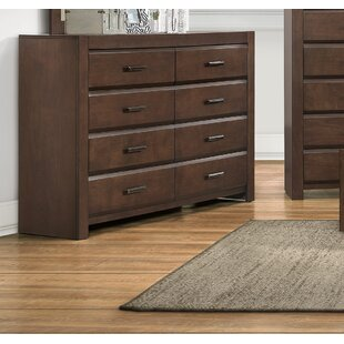 Mccarver 8 Drawer Dresser by Red Barrel Studio Read Reviews