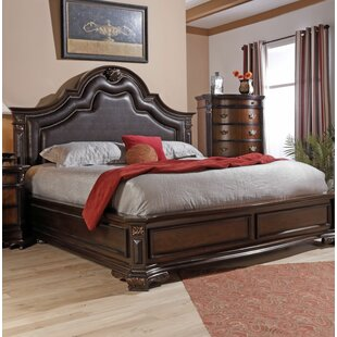 Astoria Grand Murtagh Panel Bed