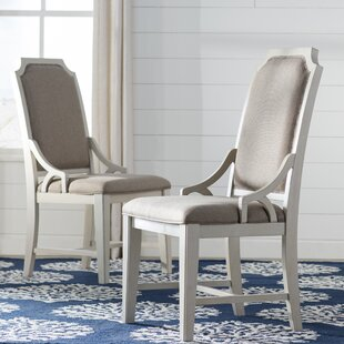 Georgetown Arm Chair (Set of 2) Beachcrest Home