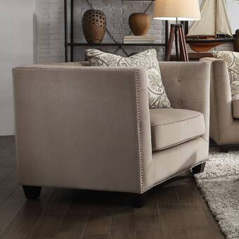 Ophelia Co Wilmes Armchair Reviews Wayfair