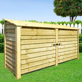 7 Ft. X 3 Ft. Wood Log Store By WFX Utility