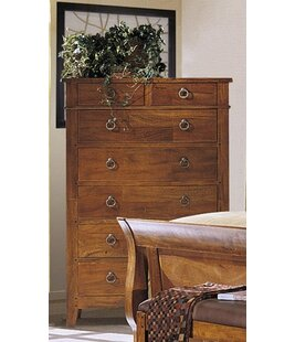 Klaussner Furniture Baxter 7 Drawer Chest Image