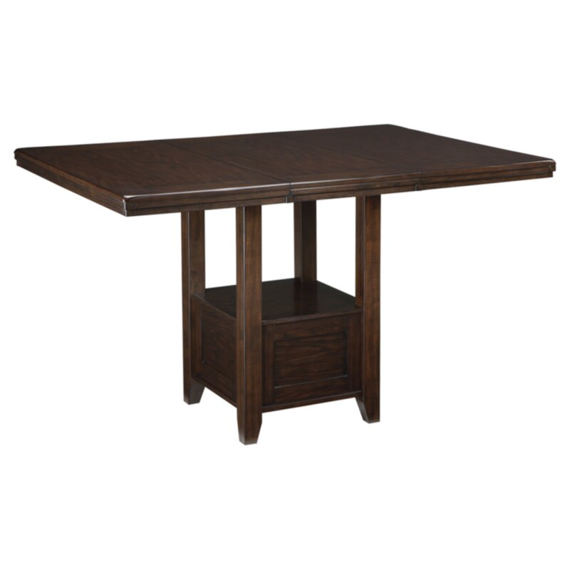 Red Barrel Studio Bartons Bluff Drop Leaf Dining Table Reviews Wayfair