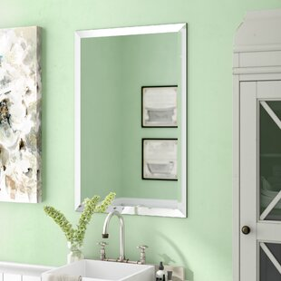 Price Check Hillman Prism Bathroom/Vanity Mirror By Orren Ellis