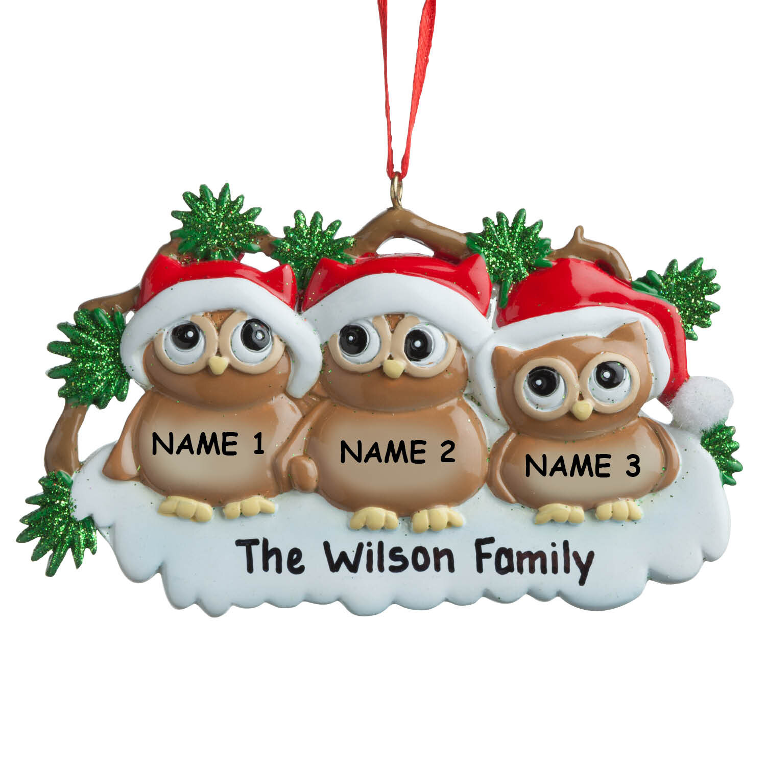 Santa Claus Personalized Ornaments You Ll Love In 2021 Wayfair