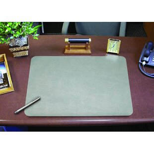 Symple Stuff Kaelin View Texture Desk Pad