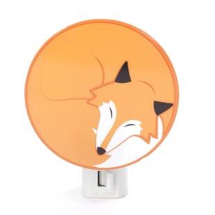 Kikkerland Fox Night Light