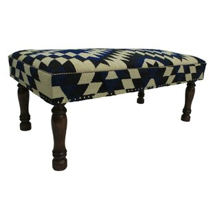 Stryker Upholstered Bench