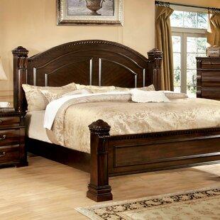 Richerson Panel Bed