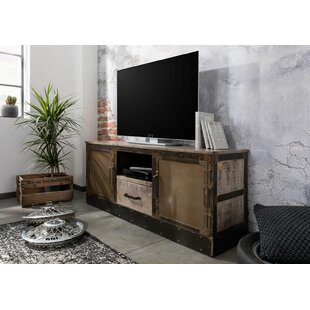 Review Heavy Industry TV Stand For TVs Up To 75