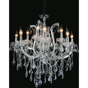 Astoria Grand Barr 12-Light Chandelier