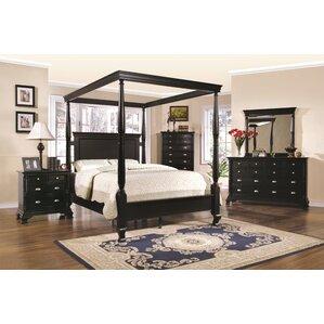 Bedroom Sets Glass canopy bedroom sets you'll love | wayfair