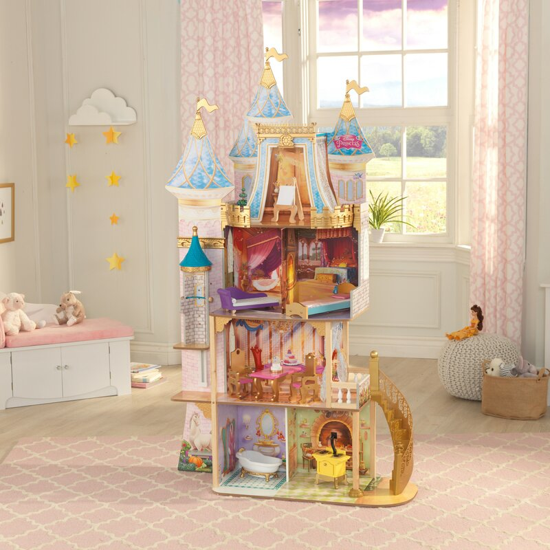 Kidkraft Disney Royal Celebration Dollhouse Reviews Wayfair,Pinterest French Country Bedrooms