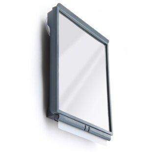 Delicieux Travel Fogless Shower Mirror