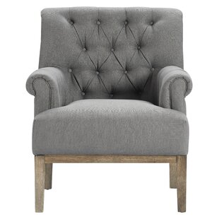 Compare prices Ashlee Armchair by Laurel Foundry Modern Farmhouse Reviews (2019) & Buyer's Guide