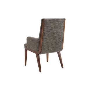 Affordable Kitano Marino Upholstered Dining Chair by Lexington Reviews (2019) & Buyer's Guide