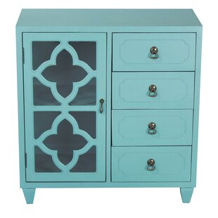 Napfle 4 Drawer Accent Cabinet