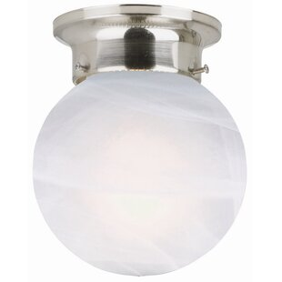 Design House Millbridge 1-Light Flush Mount