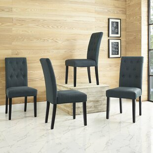 Androscogin Upholstered Dining Chair (Set of 4)