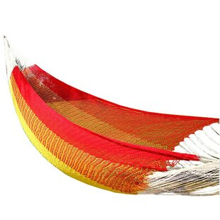 Freeport Park Lisa Double Tree Cotton Hammock