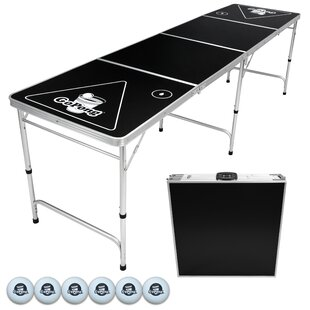 Portable Beer Pong Table By GoPong