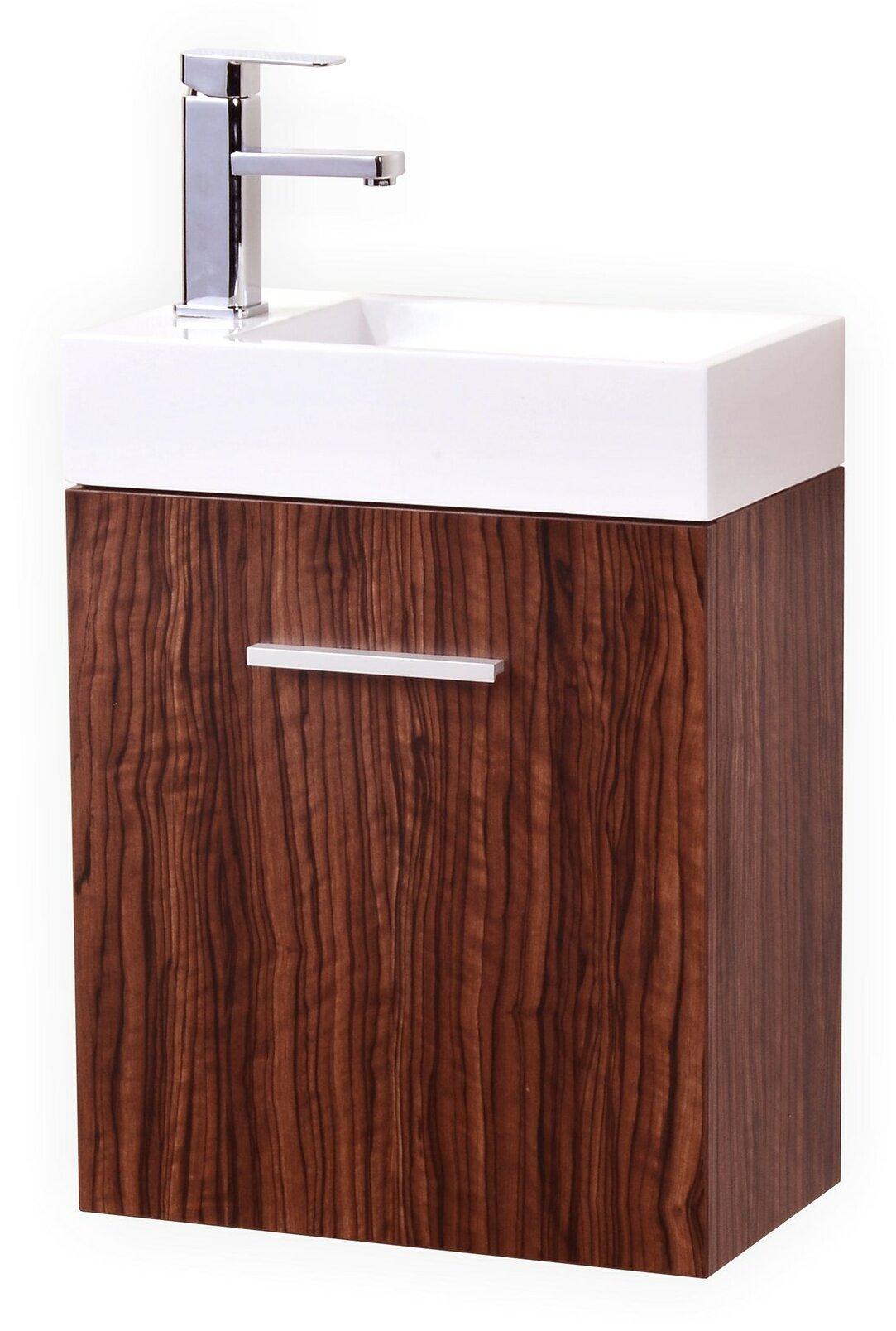 Meubles-lavabos 60 po: Style - Moderne et contemporain | Wayfair.ca