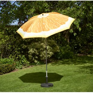 Coby 2m Traditional Parasol By Freeport Park
