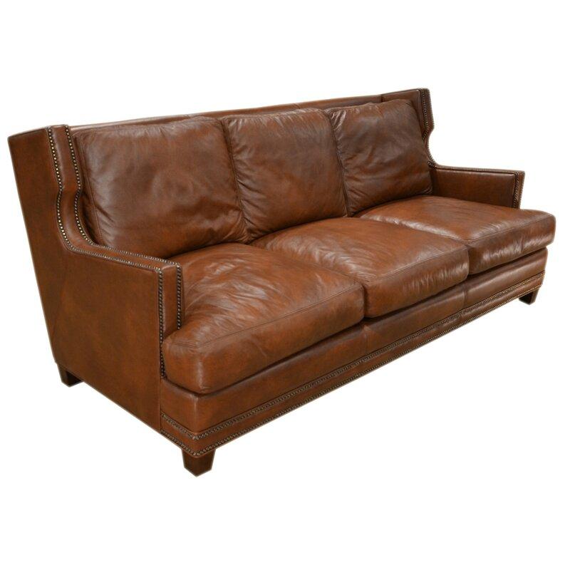 Omnia Leather Dunhill Sofa