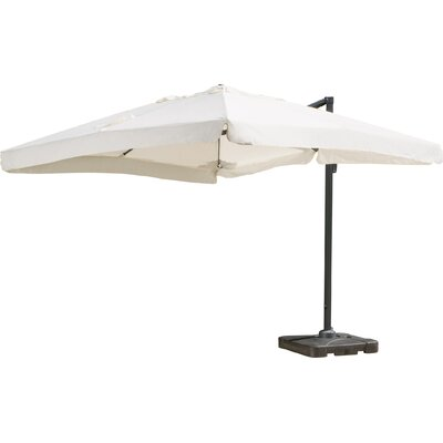 Bondi 10 Square Cantilever Umbrella by Sol 72 Outdoor Reviews
