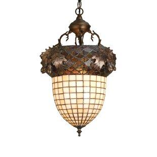 1-Light Urn Pendant by Mey..