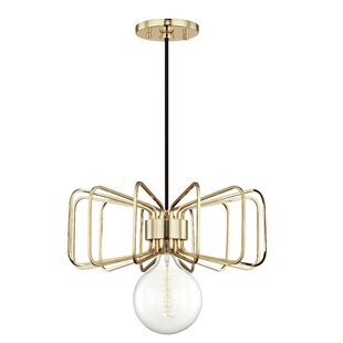 Corrigan Studio Cornell 1-Light Novelty Pendant