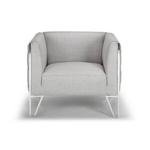 Tara Club Chair by Rosdorf Park