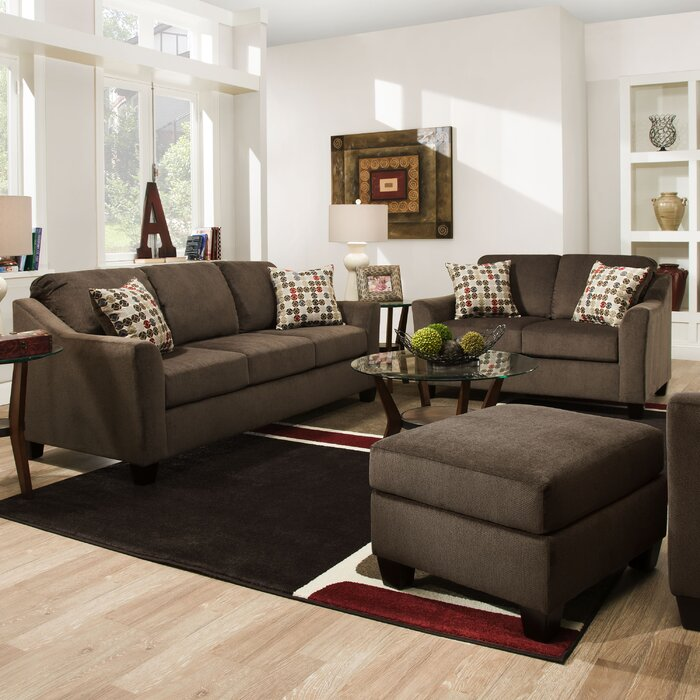 Sensational Olivia Sleeper Configurable Living Room Set Gmtry Best Dining Table And Chair Ideas Images Gmtryco